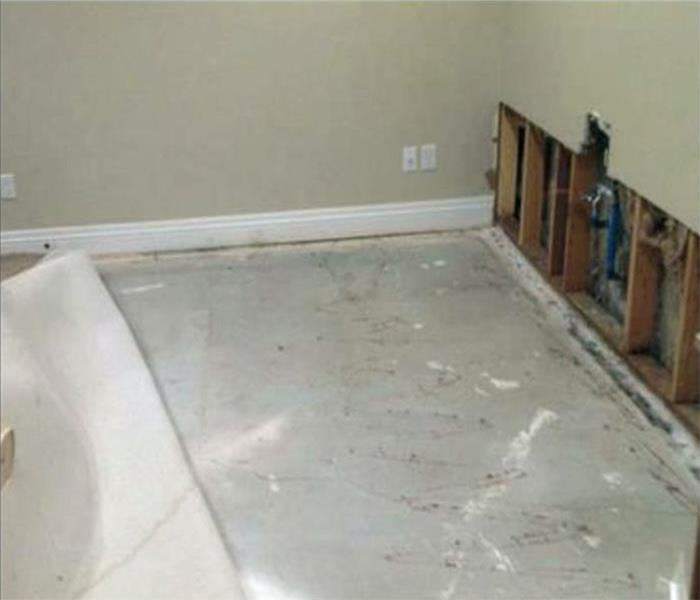 Water Damage In Siesta Key After
