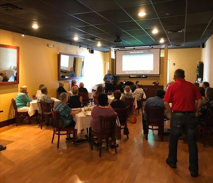 June 2017 'Lunch and Learn' Event