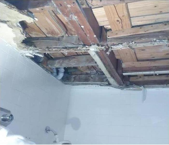 Siesta Key Water Damage