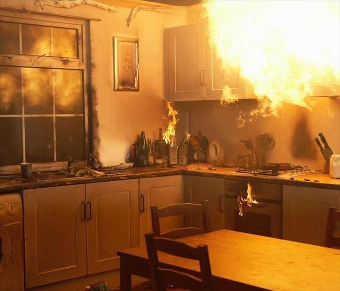 Fire Damage Keeping Your Kitchen Safe from Fires in Sarasota